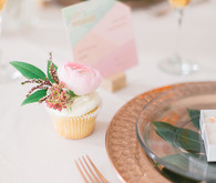 Modern bridal shower