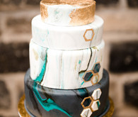 Moaner wedding cake