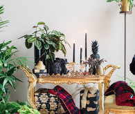 Lux holiday decor ideas