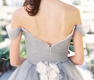 Sarah Nouri wedding dress