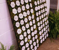 Unique escort card ideas
