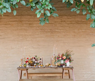 Modern wedding decor ideas
