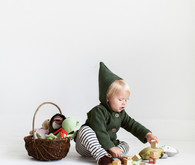 Woodland animals and kidswear from Hazel Village