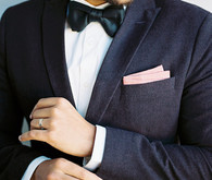 Classic groom styling ideas