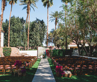 La Quinta Resort wedding