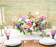 Romantic wine country wedding inspiration