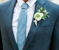 Ted Baker groom's suit