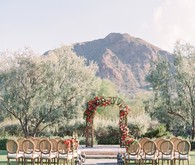 Arizona wedding at El Chorro