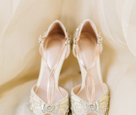 Emmy London wedding shoes