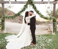 Rustic Fall ranch wedding in Temecula