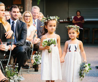 Stella McCartney flower girls