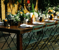 Modern wedding at Millwick