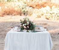 California winter wedding inspiration