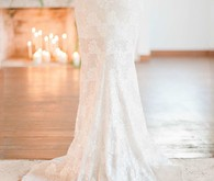 Georgia Reyes wedding gown