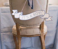 Little prince baby shower