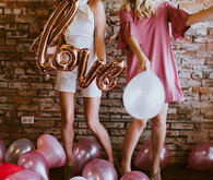 The ultimate Galentine's day party