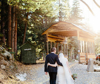 Fall wedding in Colorado