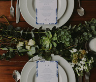Modern place settings