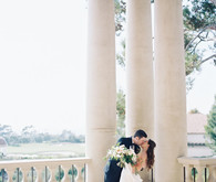 Wedding at Pelican Hill Resort