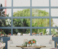 Modern Millwick LA wedding