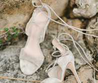 Gianvito Rossi bridal shoes