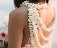 Tropical bride