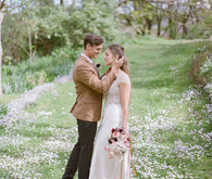 Spring wedding at The Rift