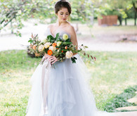 Carol Hannah wedding dress