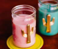 Colorful candles
