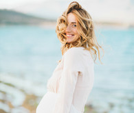 Tbilisi Sea maternity photos