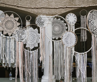 Dreamcatcher installation