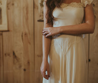 Laura Escribano wedding dress