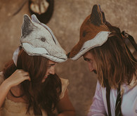 Fantastic Mr. Fox themed wedding inspiration