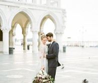Italy wedding portrait