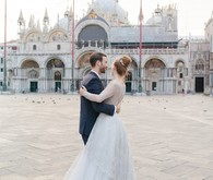 Elegant Venice, Italy wedding inspiration