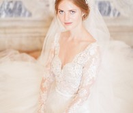Solaine Piccoli wedding dress