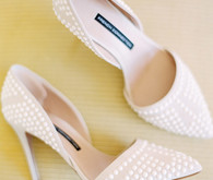 French Connection bridal shoes