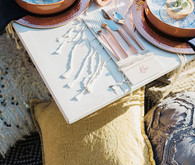 Desert oasis bridal shower inspiration