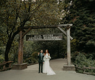 Muir woods elopement