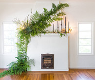 Fern mantle