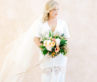Stone Cold Fox wedding dress