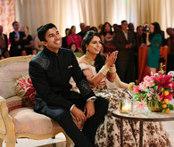 Indian rehearsal dinner