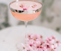 Spring cocktail recipe with Crate and Barrel: Greystone
