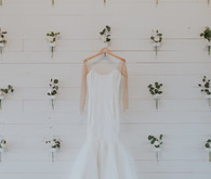 Katie May wedding dress