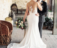 Pronovnas bridal gown