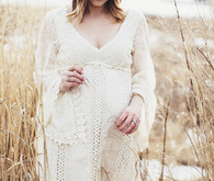 bohemian maternity photos