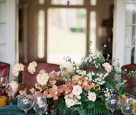 Elegant wedding flowers