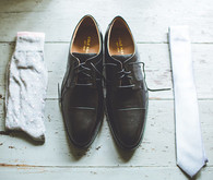 Cole Haan groom's shoes