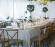 Romantic tablescape
