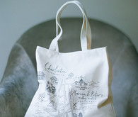 Guest tote bags